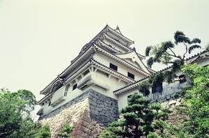 唐津城(1)